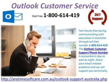 Outlook Customer Service 1-800-614-419|R