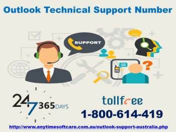 Outlook Technical Support Number 1-800-614-419|Login Support