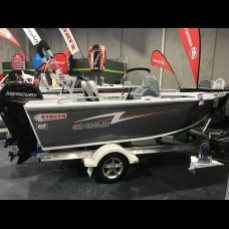 Stacer 469 Outlaw Side Console