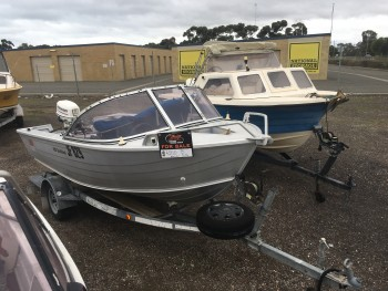 Stacer 420 Seahawk