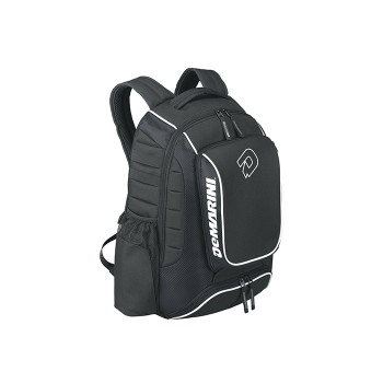 DeMarini 2017 Momentum Backpack - Black