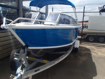 New Stacer 539 Seaway