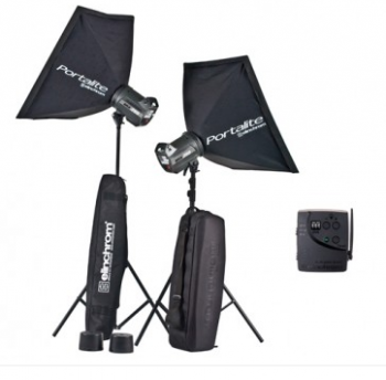 Elinchrom BRX 250/250 Set To Go