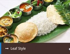 Banana Leaf Catering