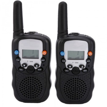 BELLSOUTH T-388 WALKIE TALKIE - BLACK
