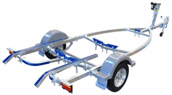 Dunbier Trailer - CL4.4M-13