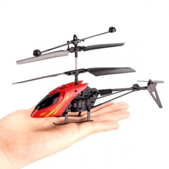 MINI INFRARED REMOTE CONTROL HELICOPTER
