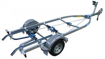 Dunbier Trailer - CL5.3M-13BMD (1180KG)