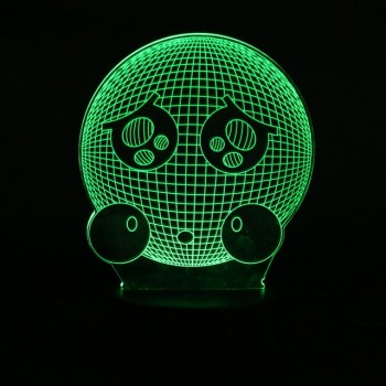 CRYING EMOJI 3D LED NIGHT LIGHT