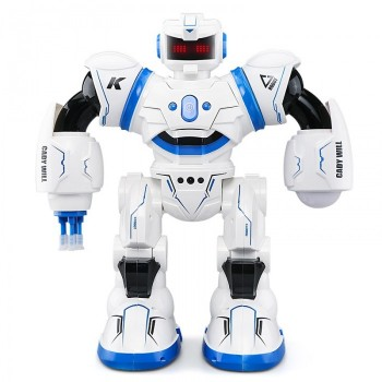 JJRC R3 CADY ROBOT - BLUE - RED