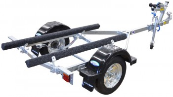 Dunbier Trailer - W/TOY STAND UP 3300