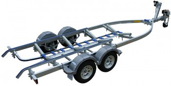 Dunbier Trailer - GP7.5M-14THE