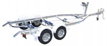 Dunbier Trailer - ACL 5.3M-13TB