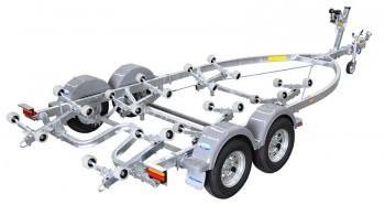 Dunbier Trailer - SR5.3M-13TB
