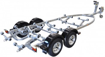 Dunbier Trailer - SRW6.1M-14THE