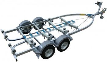 Dunbier Trailer - GR6.5M-13TB