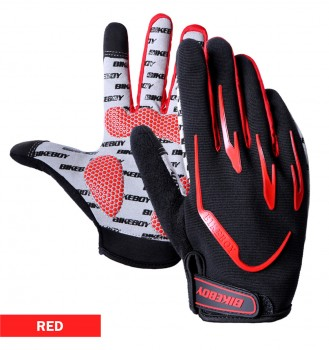 Cycling Gloves Telefingers Touch Screen