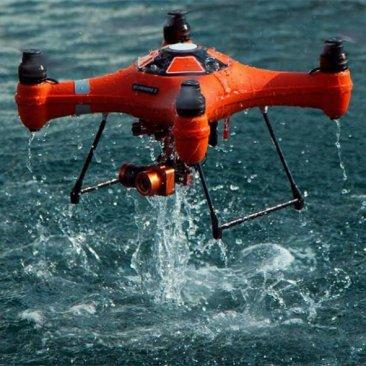 SwellPro Splash Drone 3 Fisherman
