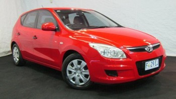 2009 Hyundai I30 SX FD MY09