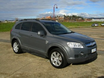 2010 Holden Captiva CX AWD