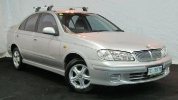 2000 Nissan Pulsar Q N16