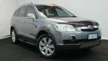 2010 Holden Captiva LX AWD CG MY10