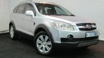 2008 Holden Captiva LX AWD CG MY08