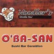Noodler's Noodle & O'ba-san Sushi