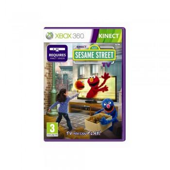 XBOX 360 KINECT 123 Sesame Street TV Exp