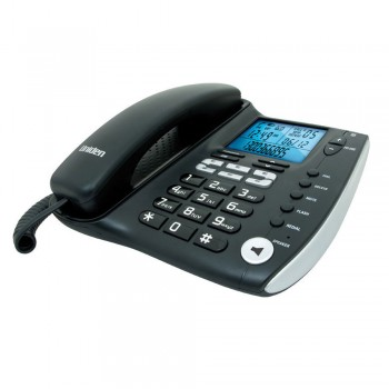 Uniden FP1200 Black BIG LCD Desk Corded