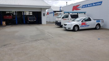 Kmart Tyre & Auto Repair and car Service Queanbeyan