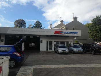 Kmart Tyre & Auto Repair and car Service CE Randwick