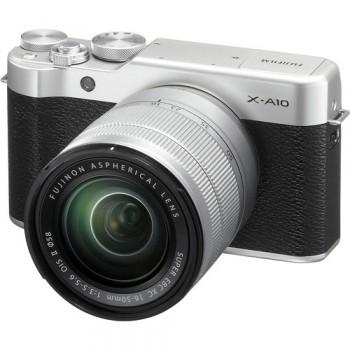 Fujifilm X-A10 Compact System Camera