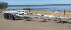 Trailers for Aluminium Boats