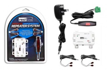 RL-IR100 IR Remote Extender System Kit