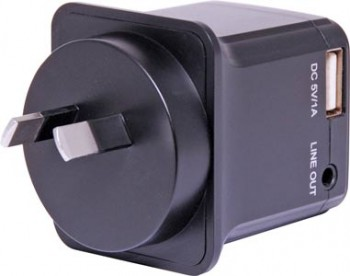 Bluetooth Receiver USB Charger