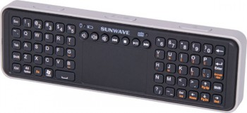 Remote Control Keyboard & Trackpad