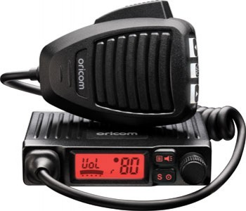 UHF300PK 80Ch 5W UHF CB Dash Mount Trans