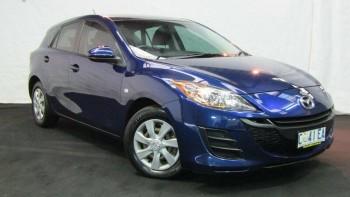 2011 Mazda 3 NEO BL10F2