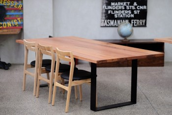 Recycled Timber Workshop in Melbourne