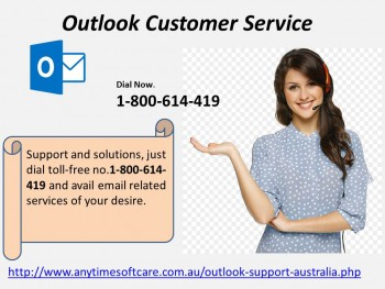 Outlook Customer Service| 1-800-614-419