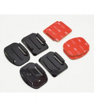 CURVED & FLAT ADHESIVE MOUNTS