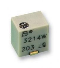 3214W-1-102E -  Trimmer Potentiometer, 1