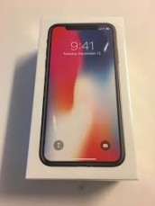 For Sale Brand New Apple iPhone X BUY 2