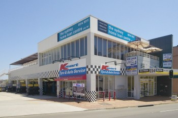 Kmart Tyre & Auto Repair and car Service Seven Hills