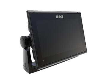B&G Vulcan 9 FS: No XDCR