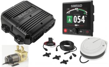 Simrad AP44 VRF Pack High Capaciity