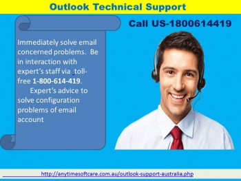 Outlook Technical Support 1-800-614-419|