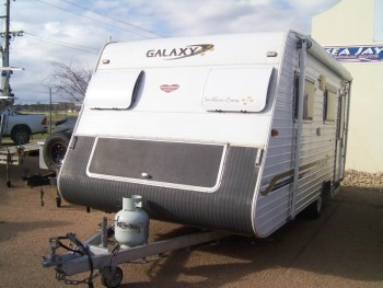 2004 GALAXY SOUTHERN CROSS SERIES