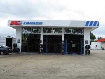 Kmart Tyre & Auto Repair and car Service CE Benowa